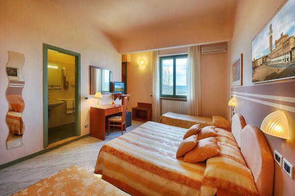 Camere Hotel Castello
