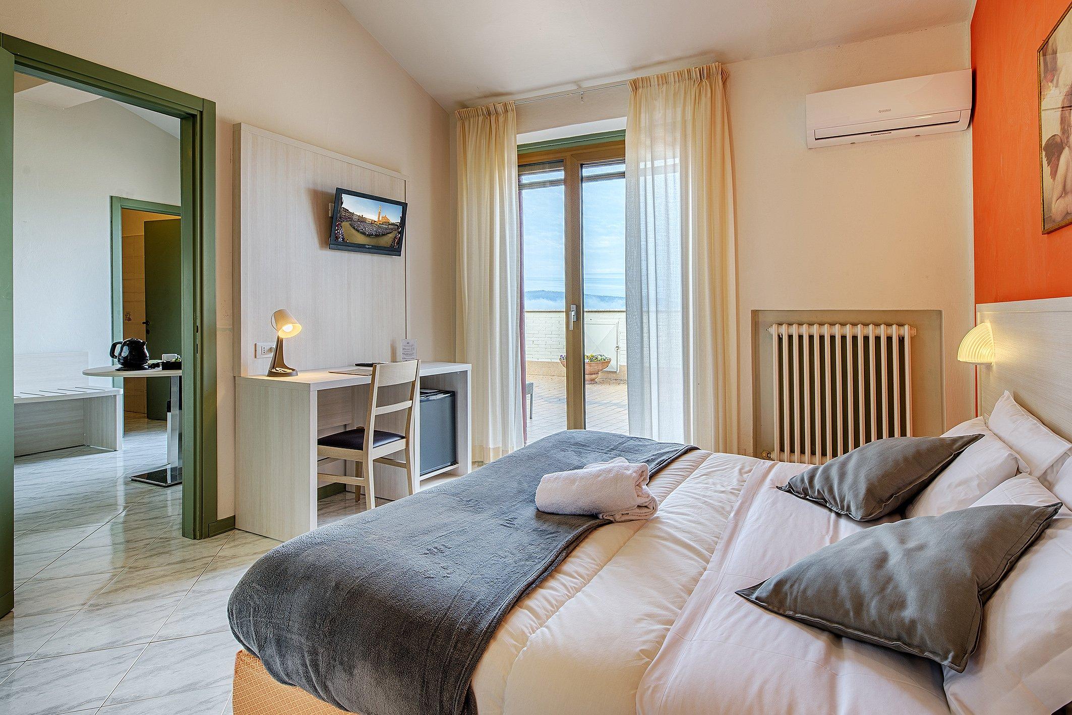 Offerta Weekend Romantico in Suite a Siena