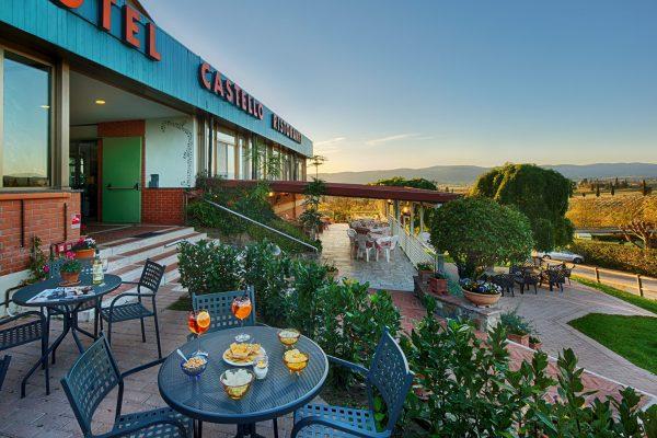 Hotel Castello S.Rocco a Pilli Siena